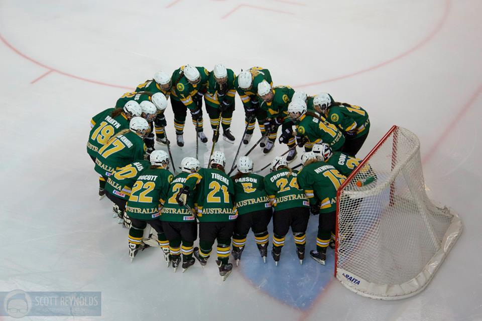 Huddle V Slovenia