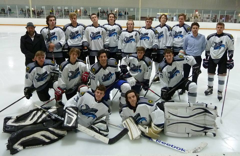 Perth Sharks team photo