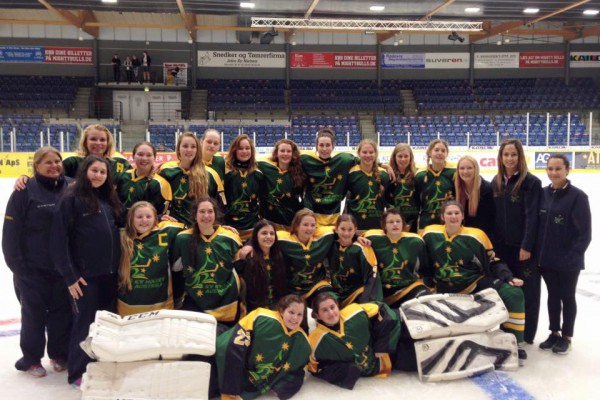 National Women's U/18 Team to debut in World Championship