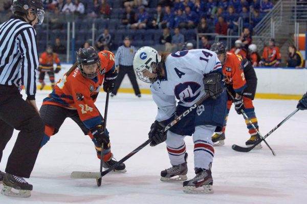 AWIHL RD 6 WRAP UP – A weekend of hat-tricks and nail biters