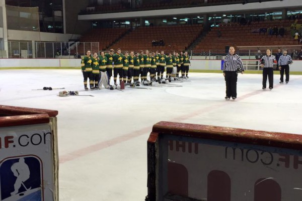 Junior Team beat China 8-2 to finish tournament