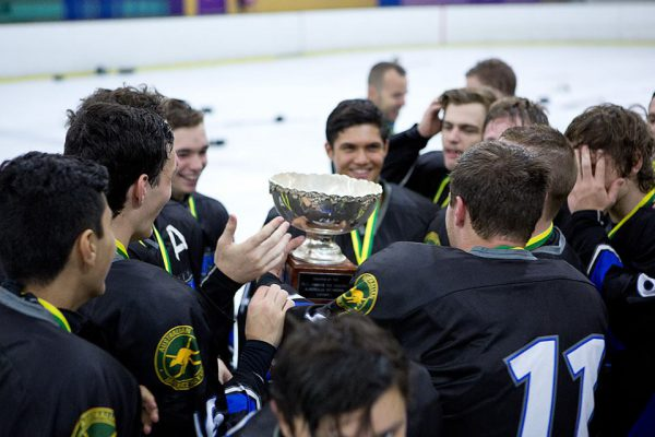 Sabres win second AJIHL title