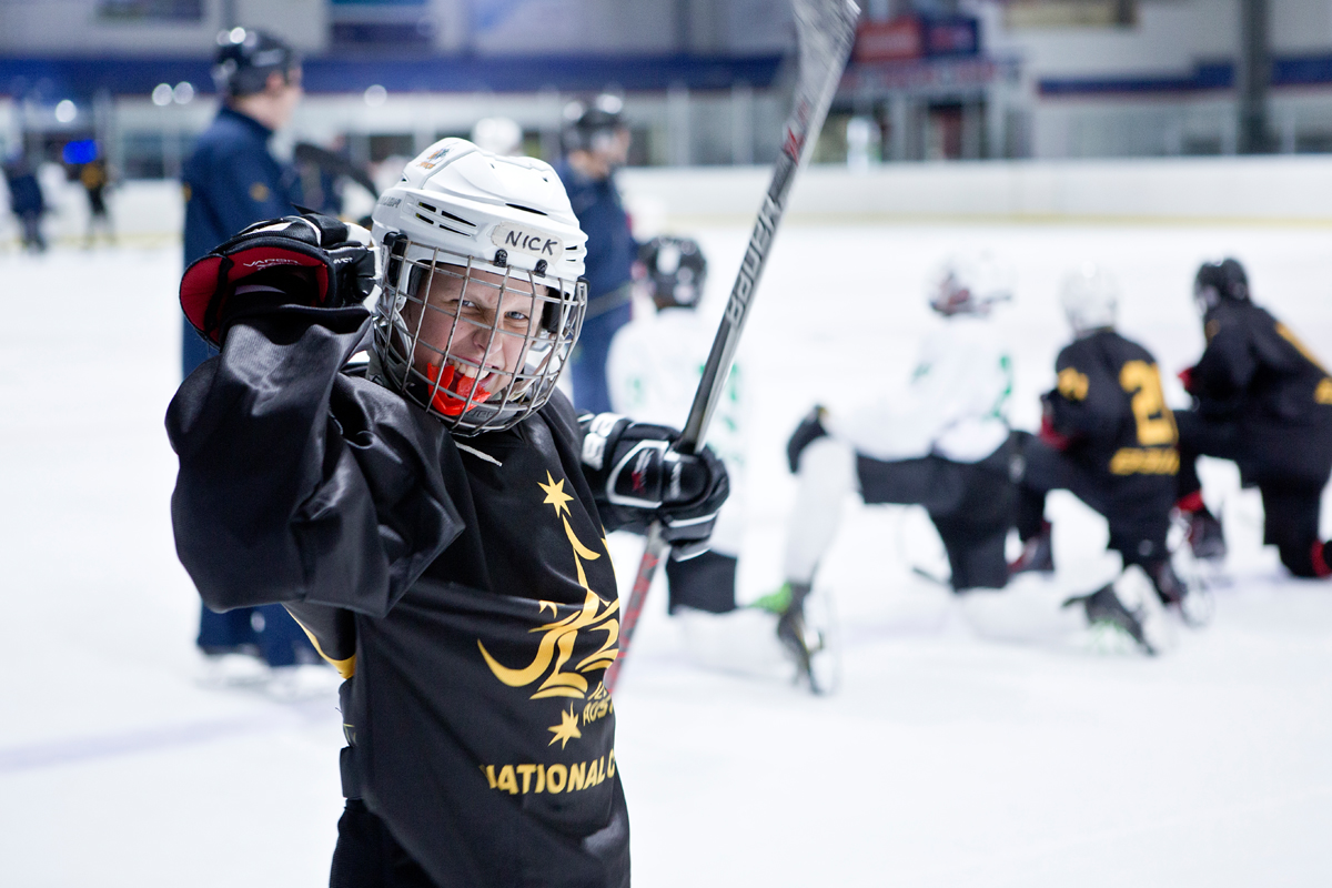 b6545cc21 2018 National Peewee Development Camp a hit with the kids! - Ice ...